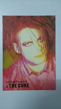 Robert Smith of the Cure vintage music postcard POST CARD