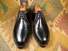 NUNN BUSH ANKLE FASHIONED BLACK LEATHER  DRESS SHOES SIZE 6.5 D  MADE IN USA