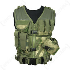 MILTACS FG USMC TÁCTICO CHALECO - Military Combat Asalto Airsoft Hacer paintball