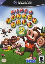 Super Monkey Ball 2 Nintendo Gamecube Game Complete