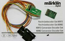 New Marklin Digital 60972 mLD3 Locomotive Decoder mFX & DCC w/ Fast US Shipping