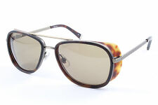 Matsuda Sunglasses M3023 Antique Gold/ Matte Dark Tortoise (57-16-145)