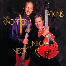 CHET ATKINS MARK KNOPFLER Neck And & Neck 180gm Vinyl LP 2014 NEW & SEALED