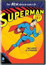 New Adventures of Superman: Seasons 2 & 3 [2 Discs] (DVD Used Very Good)
