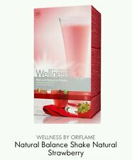 Oriflame Wellness Natural Balance Shake Natural Strawberry *New*  *Sale*