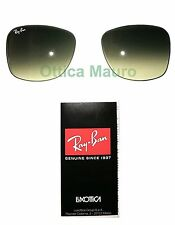 RAY BAN RB 2140 WAYFARER ORIGINAL REPLACEMENT LENSES GRADIENT GREY SIZE 54 (BIG)