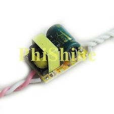1-3*1W LED Drive Power 1-3*1W LED Constant Current Drive Built-in Power Supply