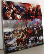 Battle of  Agincourt 1415 Henry V of England vs French  Tribute CERAMIC TILE