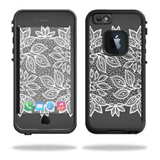 Skin Decal Wrap for Lifeproof iPhone 6/6S Case fre cover Floral Lace
