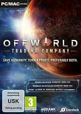 Offworld Trading Company (PC DVD) BRAND NEW SEALED PRE-ORDER OFF WORLD