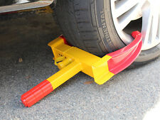 Wheel Tire Lock Clamp Parking Boot Anti Theft for Boat Trailer Car SUV ATV RV