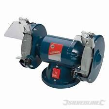 Silverline bench grinder 200W broyage polissage aiguiser 263524