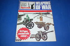 Weapons Of War - Purnell's History of the World War Special