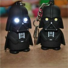 Light Up LED Star Wars Darth Vader With Sound Keychain - PRE-HOLIDAY-30% 0FF