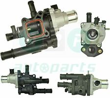 for Vauxhall Vectra C 1.6, 1.8 Cooling Coolant Thermostat + Housing + Sensor Kit