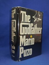 1969 THE GODFATHER Mario Puzo First Edition 1st Print, Original Dust Jacket