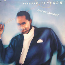 FREDDIE JACKSON Rock Me Tonight US Press Capitol ST-12404 1985 LP