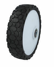"7"" 175mm Front Wheel & Tyre Fits SOME ROVER, MASPORT, MORISSION Lawnmowers"