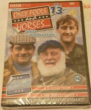 Only Fools and Horses A ROYAL FLUSH (UNCUT) and THE FROG'S LEGACY DVD