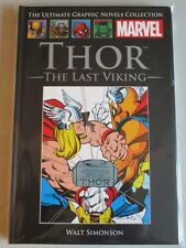 Marvel Graphic Novel Collection #38 Thor - The Last Viking - Hardback
