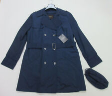 $435 Cole Haan packable Trench raincoat Jacket Coat Womens XL NWT