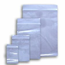 "300 3""x5"" Clear ZIP LOCK 2 MIL POLY BAGS for Jewelery Beads Crafts FREE DEAL"