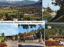 Alte Postkarte - Gartenstadt Klagenfurt am Wörthersee