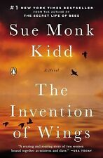 The Invention of Wings by Sue Monk Kidd (2015, Paperback)