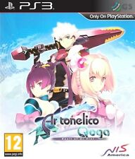 Ar Tonelico Qoga Knell Of Ar Ciel PS3 * NEW SEALED PAL *