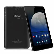 "iRULU X4 7"" 16GB Tablet PC Android 5.1 OS Quad Core Bluetooth 800*1280 IPS Black"