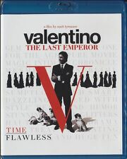 Valentino - the Last Emperor (Blu-ray Disc, 2009, Bi-lingual)