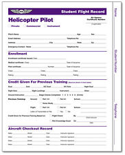ASA Student Flight Record - Helicopter