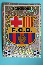 PANINI Liga 96/97 BARCELONA BADGE MINT!!!