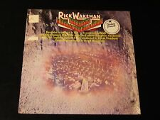 Rick Wakeman-Journey To The Centre Of The Earth-1974 US LP-SEALED!-Yes