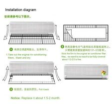 NEW Arrival Home Air Conditioning Filters Anti-dust Filter Mesh Air Cleansing 2X