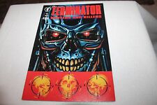 Terminator Hunters & Killers #1 DARK HORSE Comic 1992 sci fi Excellent Condition