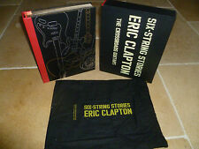 ERIC CLAPTON SIX STRING STORIES Genesis Publications Limited Edition SIGNED Book