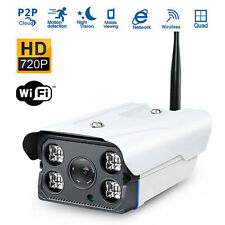 HD 720P CCTV IP Camera WIFI Wireless P2P 4IR Security Surveillance Waterproof