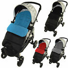 Universal Footmuff For Baby Jogger Citi Lite Mini Vue Cosy Toes Liner Pushchair