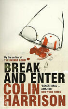Harrison Colin-Break And Enter  BOOK NEW