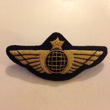 aile de poitrine or aviation SPHERE ETOILE - Airline Pilot Wings aviator 1