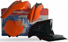 Polisport New Plastic Kit Set Orange KTM Complete