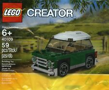 Lego 40109 - Lego MINI Cooper Mini Model (complements your 10242 40079 40252)