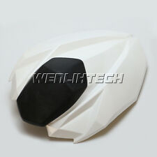 White Motorcycle Rear Seat Cover Cowl For Kawasaki Z800 2012-2015 2013 2014