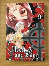 MANGA DEVIL & LOVE SONG 9 - MIYOSHI TOMORI - ED. FLASHBOOK - NUOVO DA MAGAZZINO