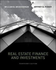 Real Estate Finance And Investments, 14th Ed. by Brueggeman & Fisher