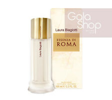 LAURA BIAGIOTTI ESSENZA DI ROMA EAU DE TOILETTE 100ML PROFUMO DONNA EDT SPRAY