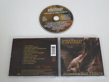 THE STEAMBOAT BAND/RUNNERS AND RIDERS(POLYDOR 527 473-2) CD ALBUM