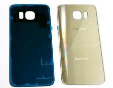 Original OEM GOLD Battery Back Glass Cover For Samsung S6 G920 ~ All Carriers !!