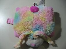 "12"" x 9"" plush Bunny Rabbit by Pillow Pets Pee Wees, good condition"